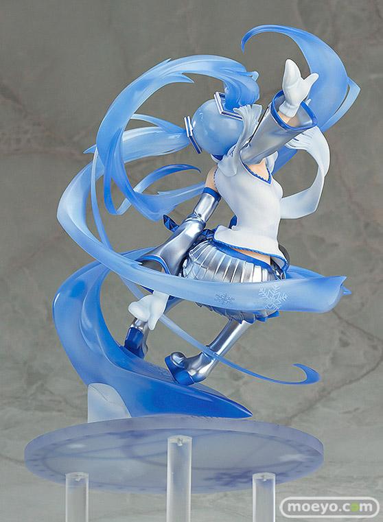 グッドスマイルカンパニーのキャラクター・ボーカル・シリーズ01 初音ミク 雪ミクの新作フィギュア彩色サンプル画像03