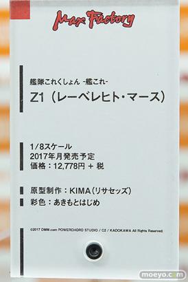 秋葉原の新作フィギュア展示の様子22
