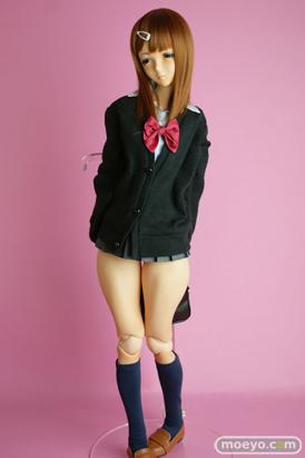 リアルアートプロジェクトのPink Drops #27 鈴音 (SUZUNE)chanの新作ドールサンプル画像07