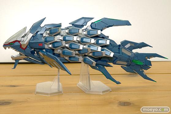 フリーイングのfigma ダライアスバースト クロニクルセイバーズ アイアンフォスルの新作フィギュア彩色サンプル画像01