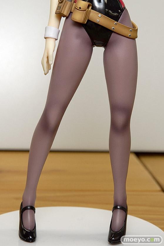 アクアマリンのシャーロット・E・イェーガー バニーstyle グラマラスブラックVer.の新作フィギュア彩色サンプル画像16