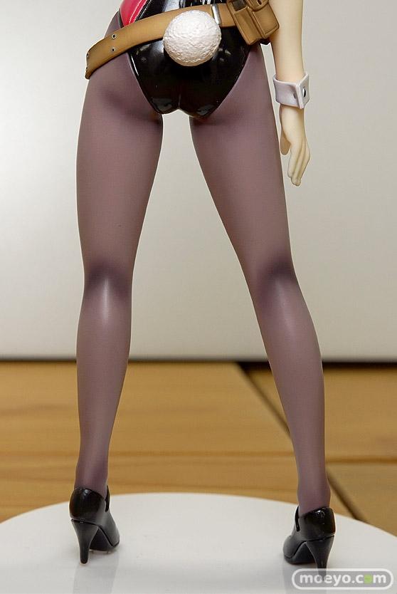 アクアマリンのシャーロット・E・イェーガー バニーstyle グラマラスブラックVer.の新作フィギュア彩色サンプル画像17