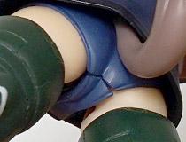 ファット・カンパニー「パルフォム ブレイブウィッチーズ 雁淵ひかり」新作フィギュア彩色サンプル画像レビュー