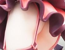 お尻見せすぎ!? マックスファクトリー新作フィギュア「初音ミク -Project DIVA- F 2nd 初音ミク ハートハンターVer.」彩色サンプルが秋葉原で展示!