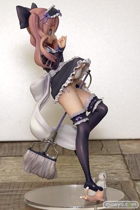 PROGRESSのPEACH メイドフィギュアシリーズ タビーさんの新作フィギュア彩色サンプル画像04