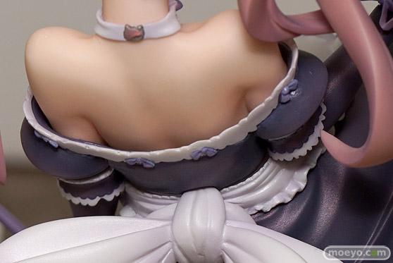 PROGRESSのPEACH メイドフィギュアシリーズ タビーさんの新作フィギュア彩色サンプル画像18