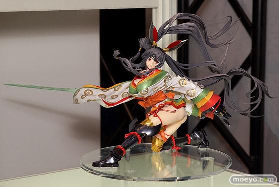 メガハウスのエクセレントモデルCORE クイーンズブレイド グリムワール 魔装剣姫カグヤの新作フィギュア彩色サンプル画像02