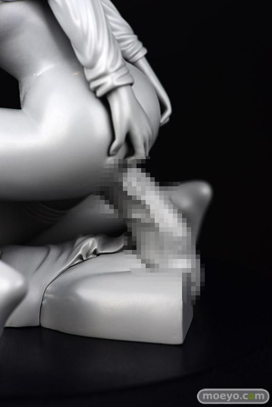 岡山フィギュア・エンジニアリングのサクラ/THE DESIGN IS シオマネキ(仮)の新作アダルトフィギュア原型画像09