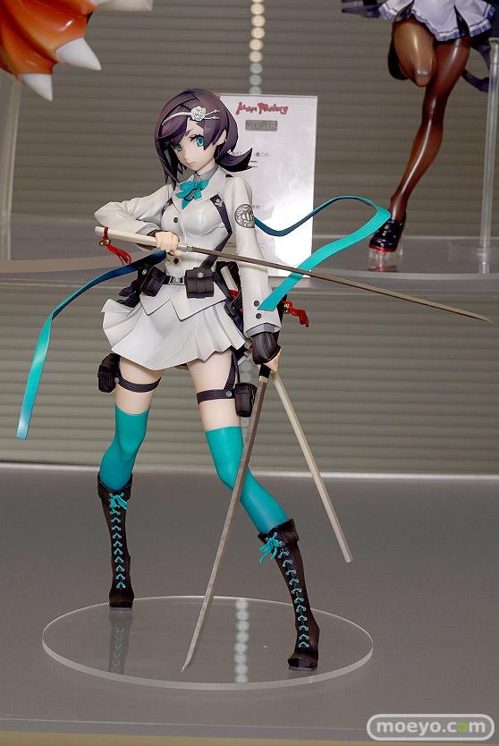 マックスファクトリーのセブンスドラゴンIII code:VFD サムライ(ヤイバ)の新作フィギュア彩色サンプル画像01