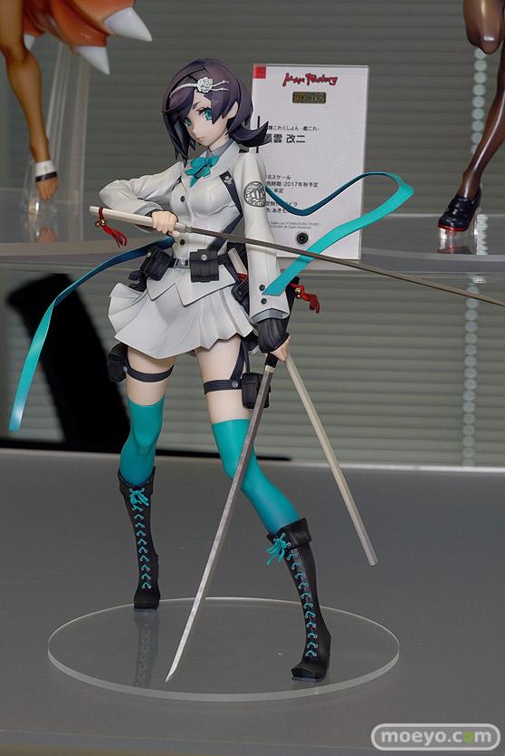 マックスファクトリーのセブンスドラゴンIII code:VFD サムライ(ヤイバ)の新作フィギュア彩色サンプル画像03