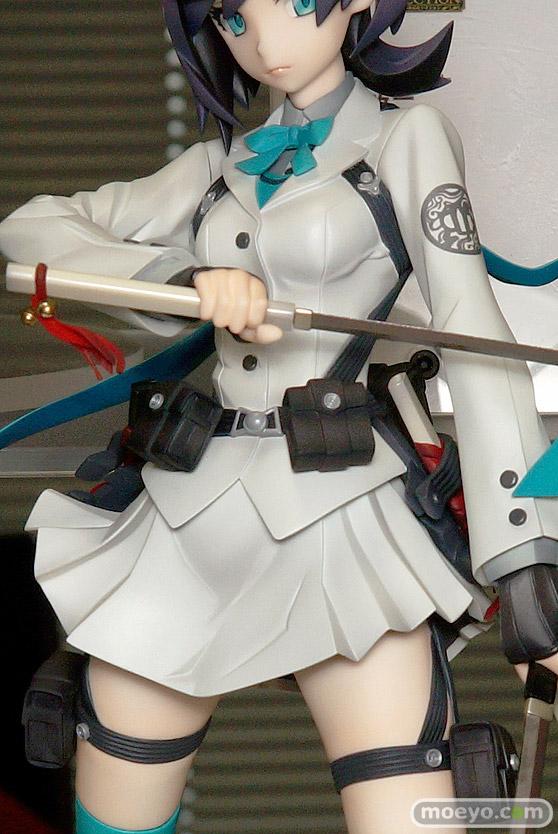 マックスファクトリーのセブンスドラゴンIII code:VFD サムライ(ヤイバ)の新作フィギュア彩色サンプル画像06