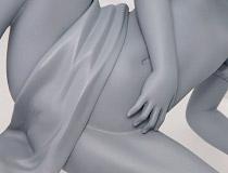 あのろりぷにっ娘がビッグスケールで帰ってきた!オーキッドシード新作フィギュア「国天妙2 illustrated by いぬぶろ(仮)」監修中原型が展示!【WF2017冬】