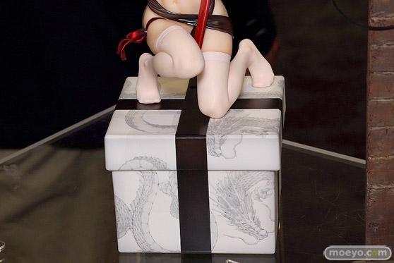 ユニオンクリエイティブのリボンドール・コレクション 真・一騎当千 呂蒙子明の新作フィギュア彩色サンプル画像11