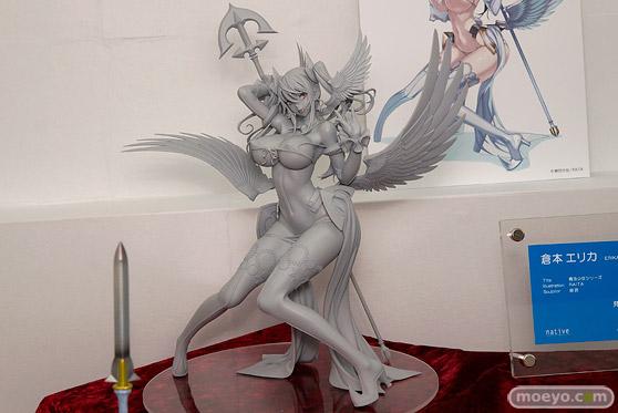 ネイティブの魔法少女シリーズ 倉本エリカの新作フィギュア原型画像01