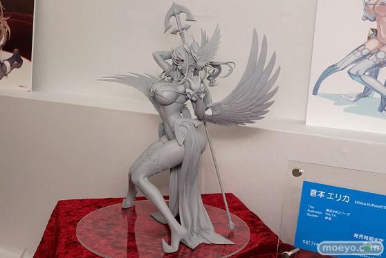 ネイティブの魔法少女シリーズ 倉本エリカの新作フィギュア原型画像03