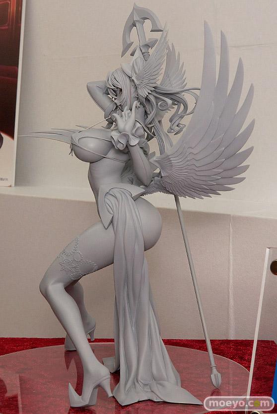 ネイティブの魔法少女シリーズ 倉本エリカの新作フィギュア原型画像04