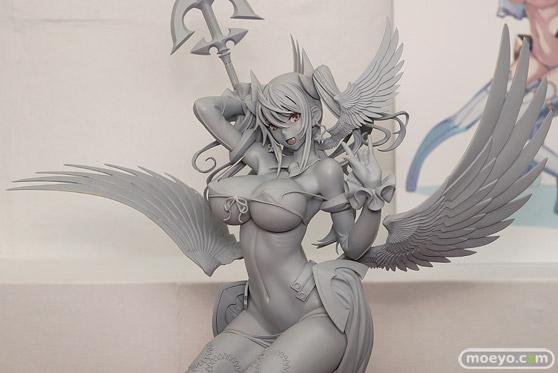 ネイティブの魔法少女シリーズ 倉本エリカの新作フィギュア原型画像05