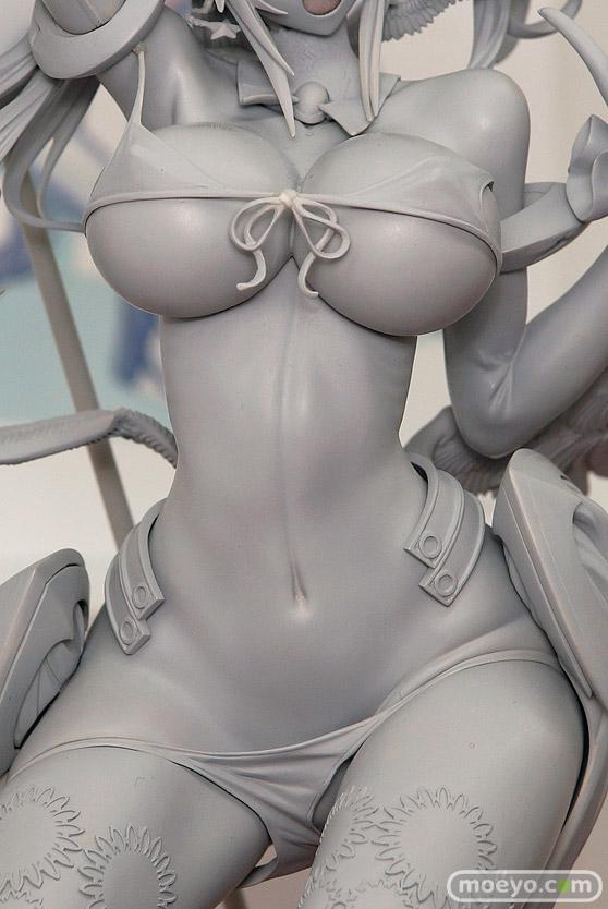 ネイティブの魔法少女シリーズ 倉本エリカの新作フィギュア原型画像06