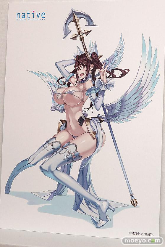 ネイティブの魔法少女シリーズ 倉本エリカの新作フィギュア原型画像10