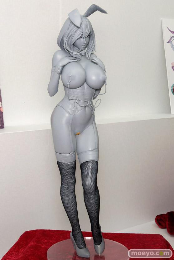 BINDingのNON VIRGIN バニーガール(仮)の新作フィギュア原型画像02