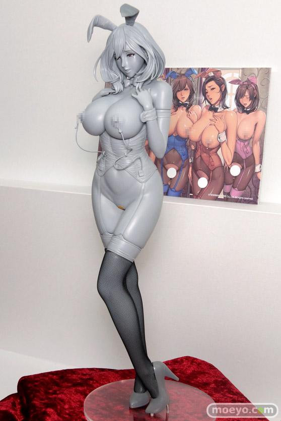 BINDingのNON VIRGIN バニーガール(仮)の新作フィギュア原型画像03
