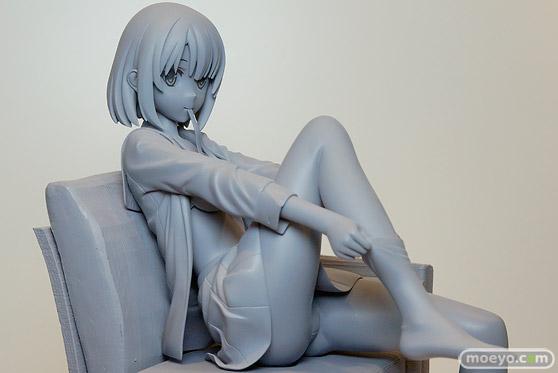 アニプレックスの冴えない彼女の育てかた 加藤恵の新作フィギュア原型画像06