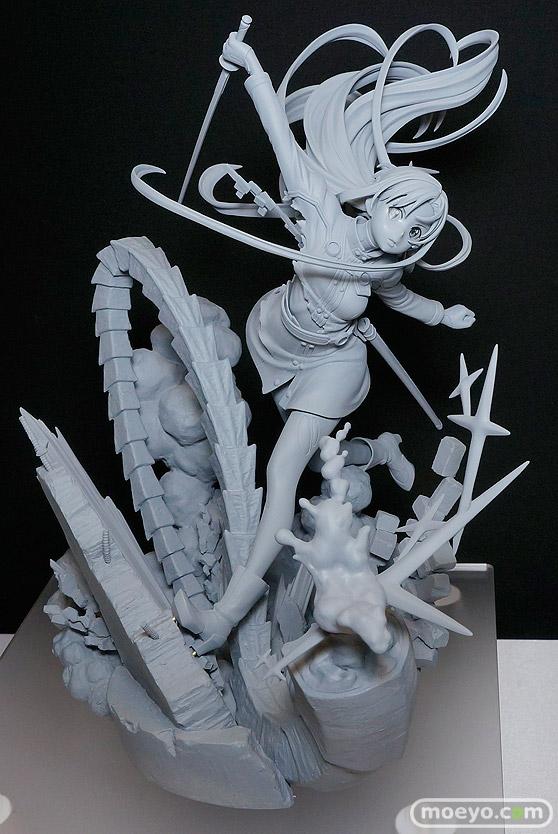 アニプレックスの劇場版 ソードアート・オンライン -オーディナル・スケール- アスナの新作フィギュア原型画像01