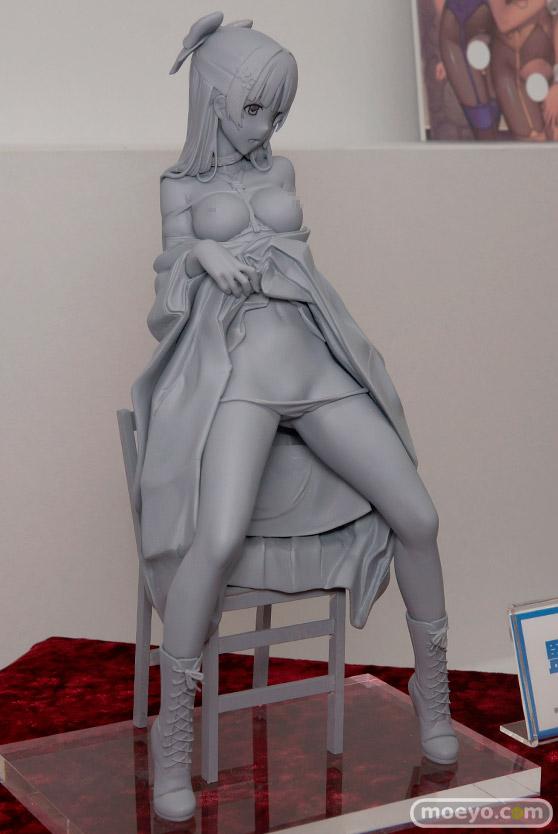 マジックバレットの艶姿 壱の新作フィギュア原型画像02