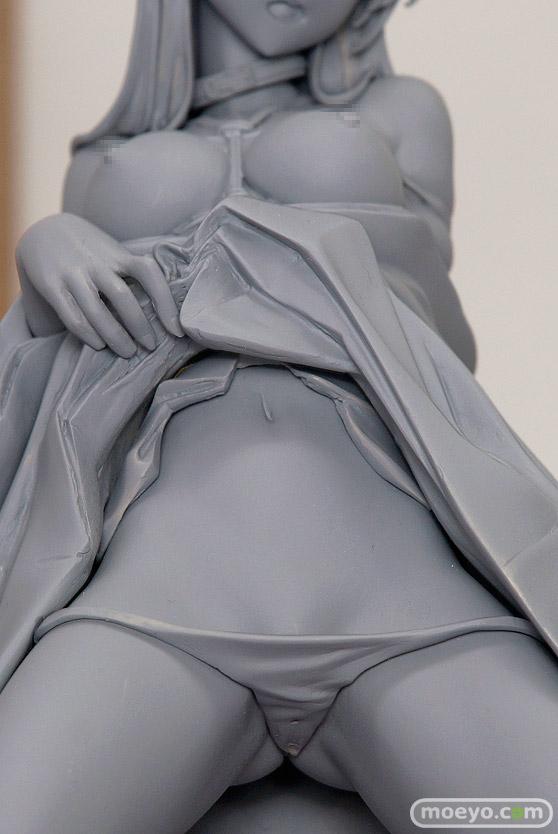 マジックバレットの艶姿 壱の新作フィギュア原型画像06
