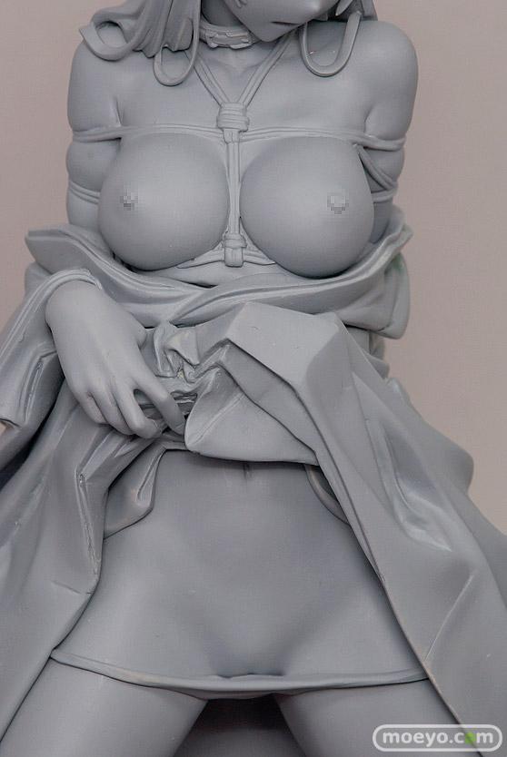 マジックバレットの艶姿 壱の新作フィギュア原型画像07