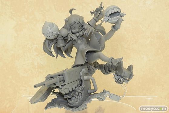 キューズQの艦隊これくしょん-艦これ- 北方棲姫の新作フィギュア原型画像01
