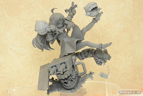 キューズQの艦隊これくしょん-艦これ- 北方棲姫の新作フィギュア原型画像02