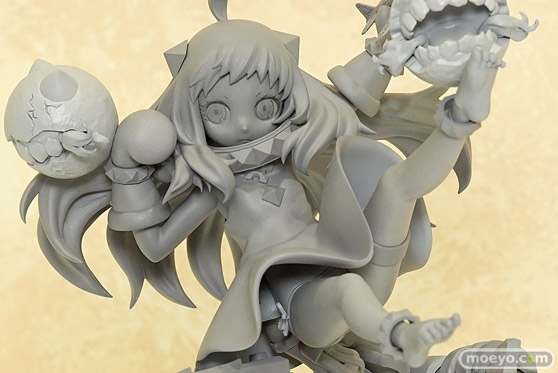 キューズQの艦隊これくしょん-艦これ- 北方棲姫の新作フィギュア原型画像04