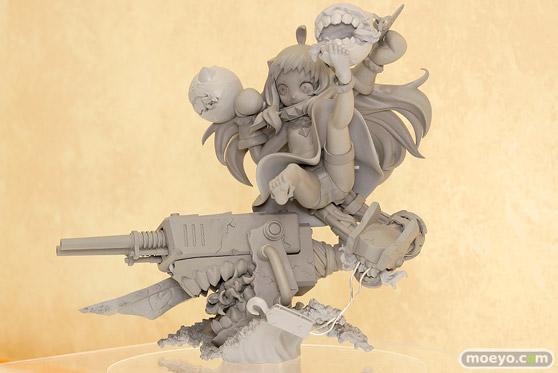 キューズQの艦隊これくしょん-艦これ- 北方棲姫の新作フィギュア原型画像06