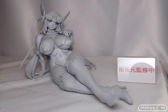 エイプラスのコミックアンリアル Vol.29 カバーガール 戦女神(仮)の新作フィギュア原型画像01