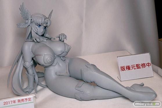 エイプラスのコミックアンリアル Vol.29 カバーガール 戦女神(仮)の新作フィギュア原型画像02