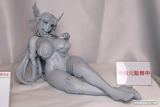 エイプラスのコミックアンリアル Vol.29 カバーガール 戦女神(仮)の新作フィギュア原型画像03