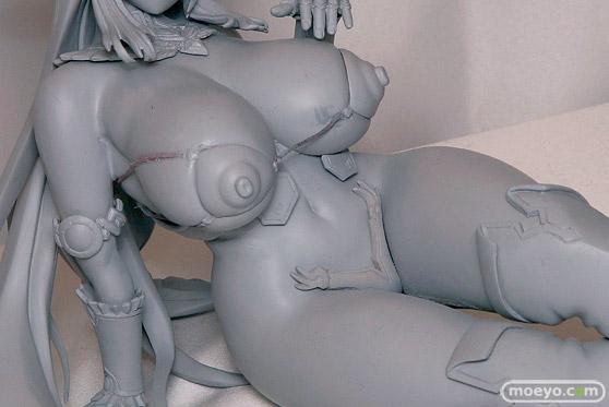 エイプラスのコミックアンリアル Vol.29 カバーガール 戦女神(仮)の新作フィギュア原型画像06