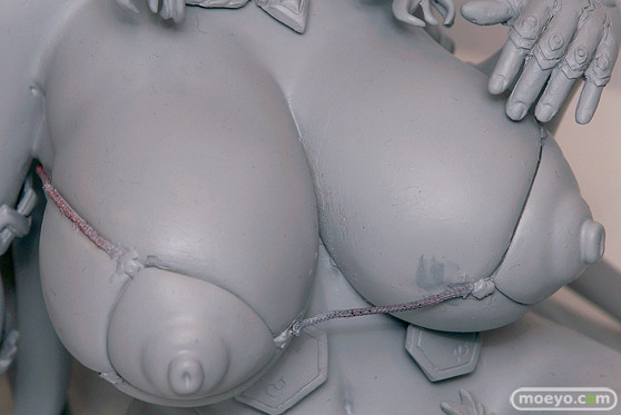 エイプラスのコミックアンリアル Vol.29 カバーガール 戦女神(仮)の新作フィギュア原型画像07