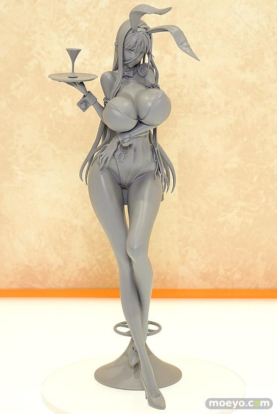 キューズQの魔法少女 ミサ姉 バニーガールStyleの新作フィギュア原型画像01