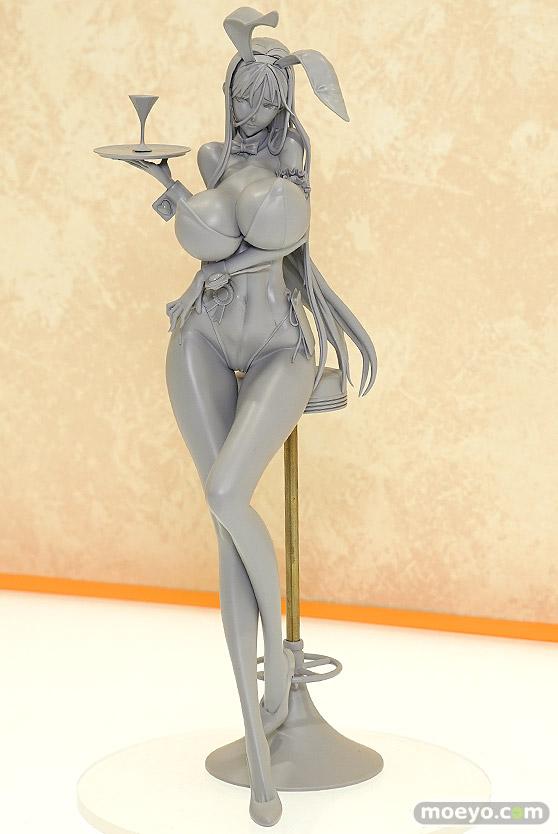 キューズQの魔法少女 ミサ姉 バニーガールStyleの新作フィギュア原型画像03