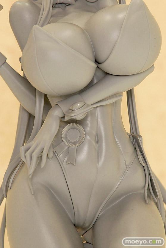 キューズQの魔法少女 ミサ姉 バニーガールStyleの新作フィギュア原型画像06