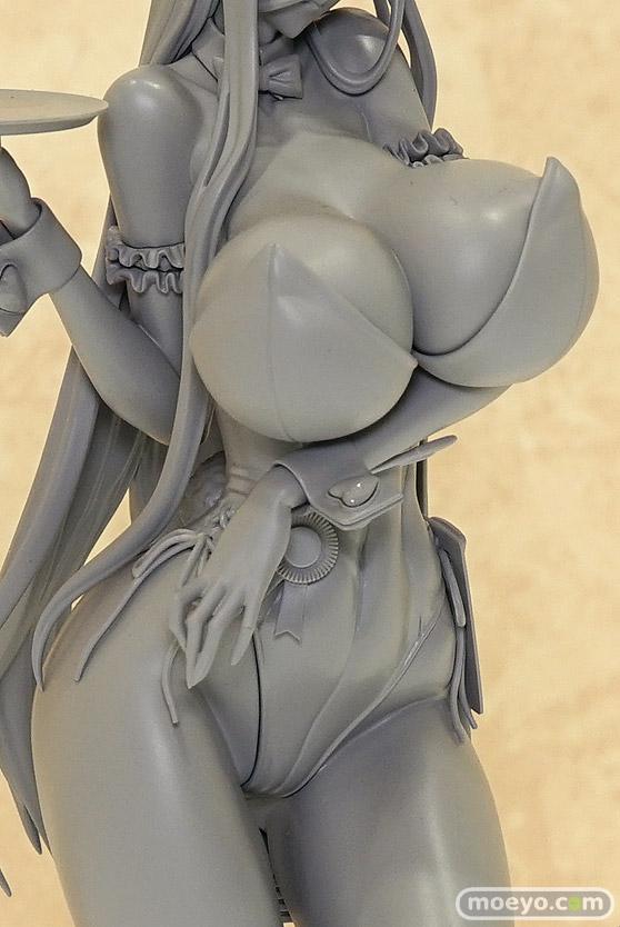 キューズQの魔法少女 ミサ姉 バニーガールStyleの新作フィギュア原型画像07