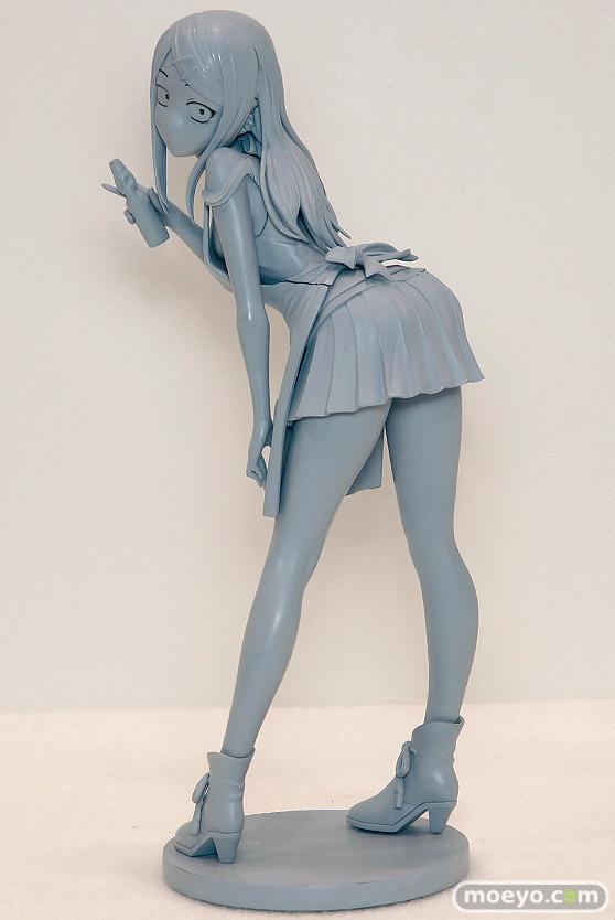 プルクラのだがしかし 遠藤サヤの新作フィギュア原型画像01