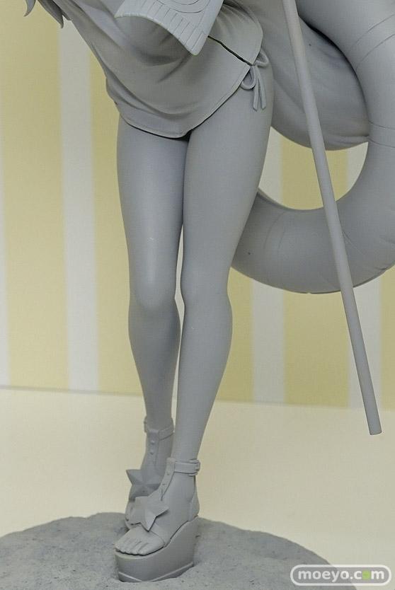 コトブキヤのFate/Grand Order ランサー/玉藻の前の新作フィギュア原型画像07