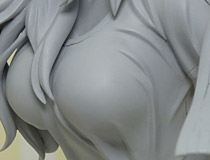 コトブキヤ新作フィギュア「Fate/Grand Order ランサー/玉藻の前」監修中原型が展示!【WF2017冬】