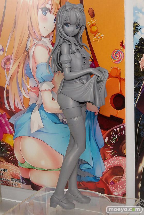 スカイチューブのコミック阿吽 ALice(仮) 深崎暮人の新作フィギュア原型画像01