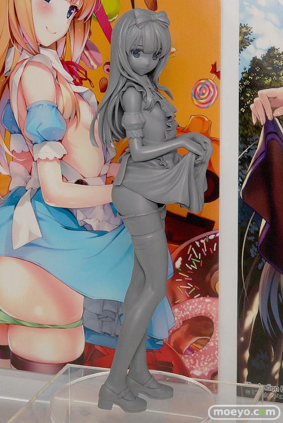 スカイチューブのコミック阿吽 ALice(仮) 深崎暮人の新作フィギュア原型画像04
