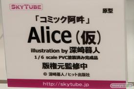 スカイチューブのコミック阿吽 ALice(仮) 深崎暮人の新作フィギュア原型画像12