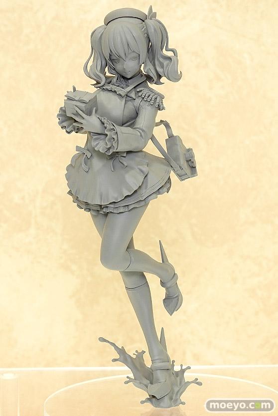 キューズQの艦隊これくしょん-艦これ- 鹿島 バレンタインmodeの新作フィギュア原型画像01